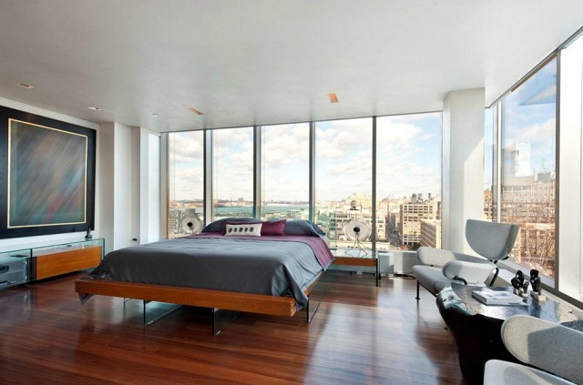 A new york un appartement en forme de cube fa on apple - Appartement a vendre a new york ...