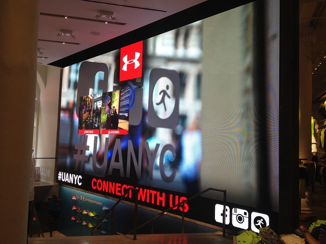 under armour screen
