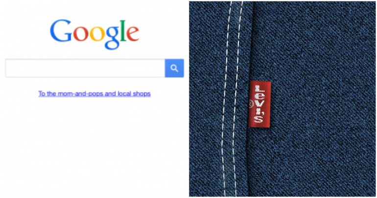 google-and-levis